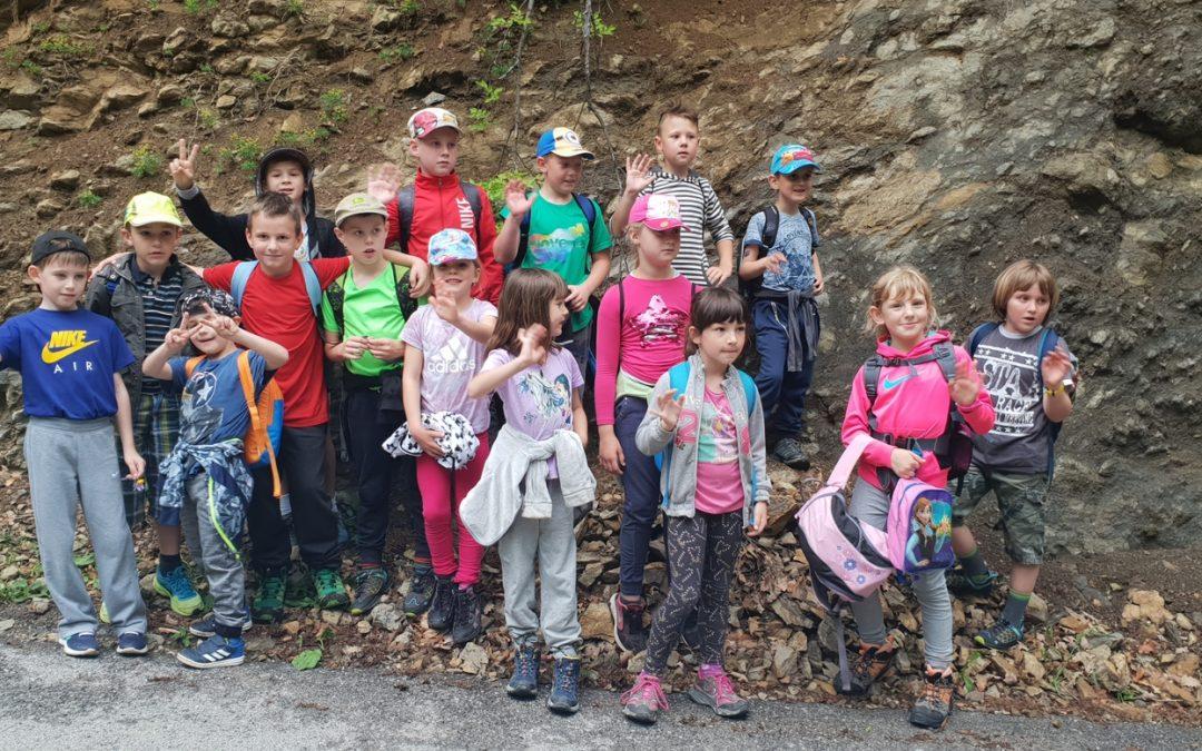 Tabor za mlade planince